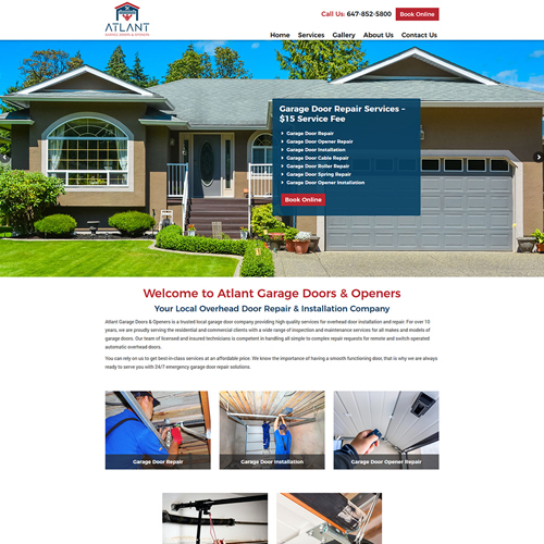 Web Design Barrie
